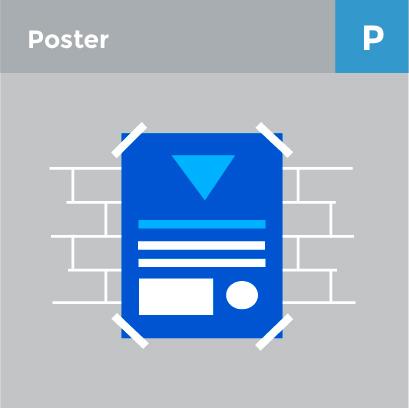 Poster design online