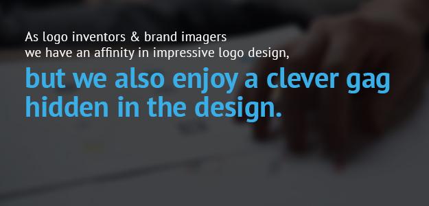Everybody enjoys clever logo design