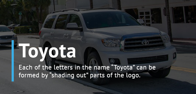 Toyota Iconic Logo Design