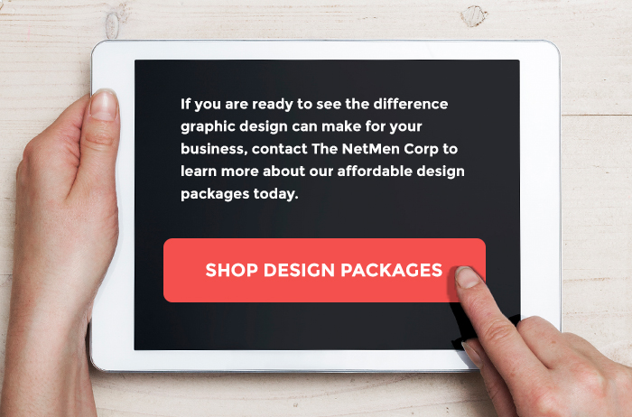 Shop our Online Graphic Design Packages