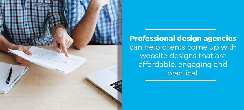 Benefits of Professional Website Design