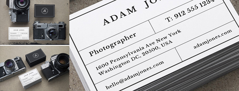 Tips for Great Business Card Design
