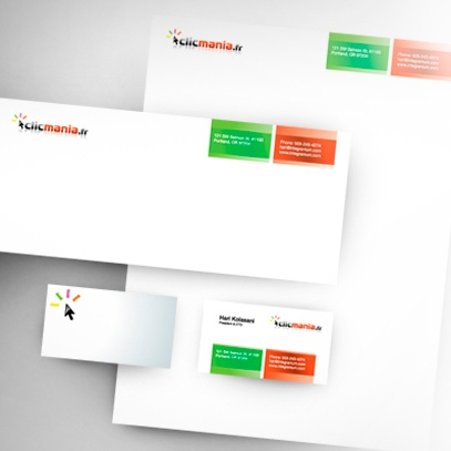 professional stationery design online