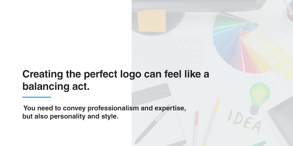 creating The Perfect Logo
