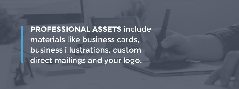 professional assets