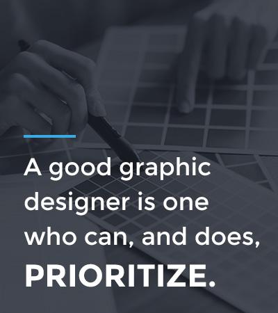 Good graphic designer