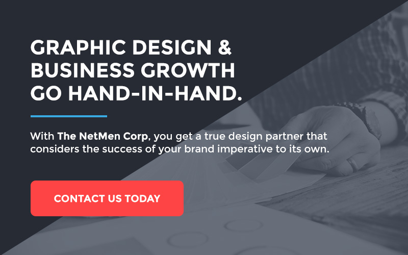 Why You Need a Graphic Design Partner - The NetMen Corp 63935e505