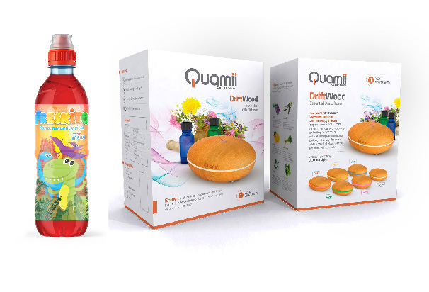 Product Packaging Design Services The Netmen Corp