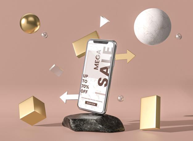 3D visuals on a website